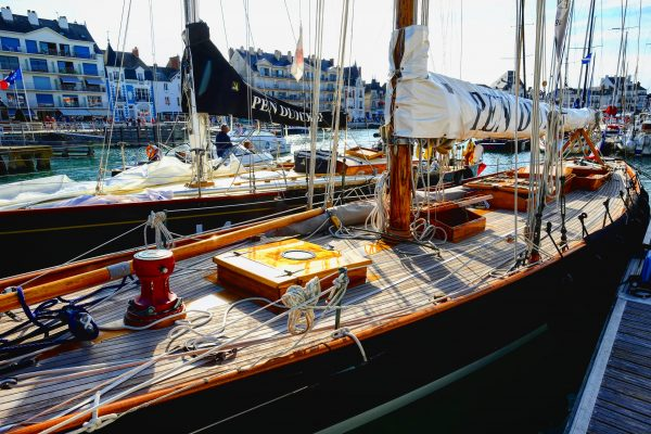 Pen Duick, l'un des voiliers les plus mythique de l'Hexagone