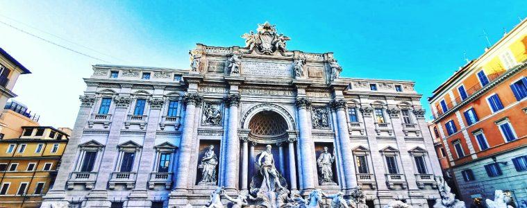 Où vont les pièces jetées dans la fontaine Trevi à Rome