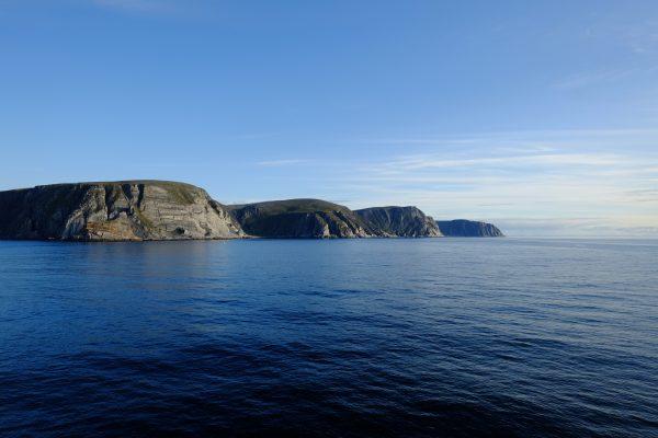 Croisière insolite dans le nord de la Norvège