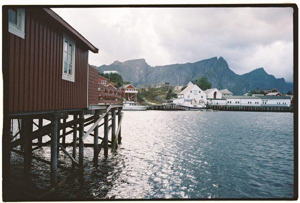 l'archipel des Lofoten c'est juste incroyable