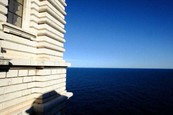 Le Rocher de Monaco et une vue imprenable sur la Méditerranée