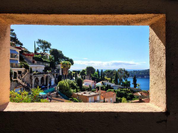 J'adore cette vue sur Villefranche sur mer