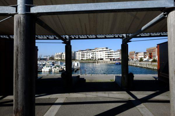 Une belle journée sur le port de Dunkerque