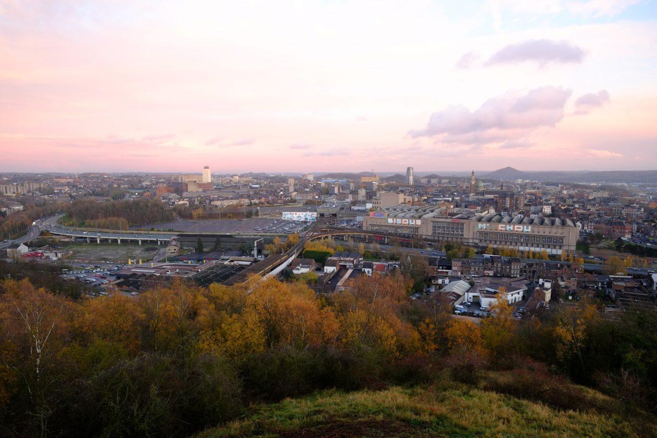 Charleroi une ville industrielle belge