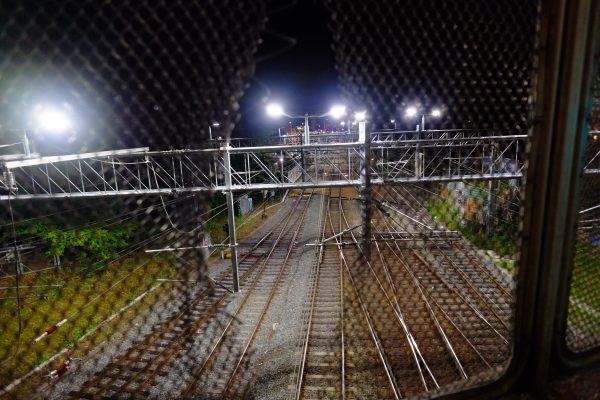 Les voies ferrées à Oslo