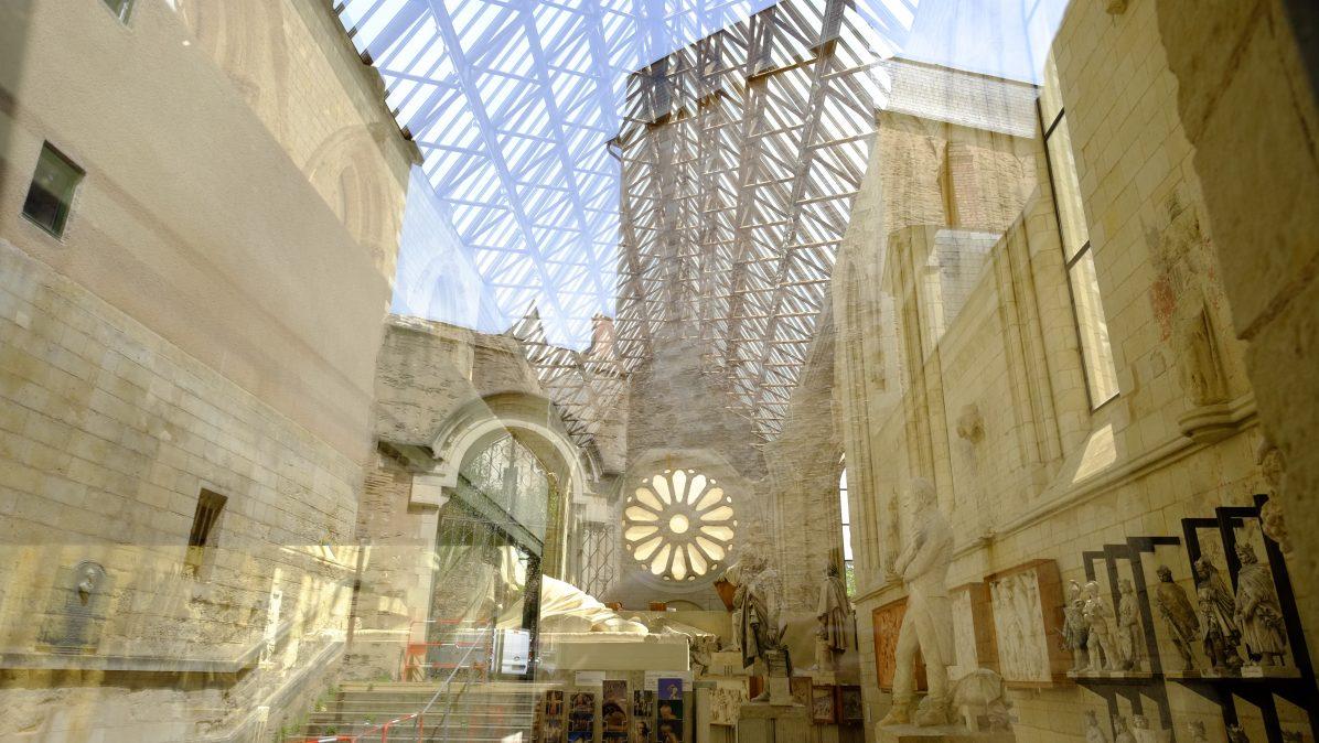 Arts et création dans une ancienne église reconvertie