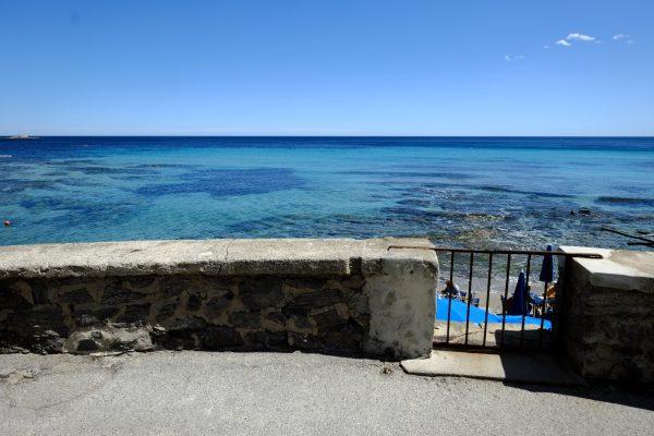 L'une des plus belles plages de Saint-Tropez