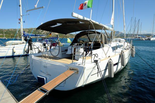 Le Dufour 460 à l'essai dans le nord de l'Italie