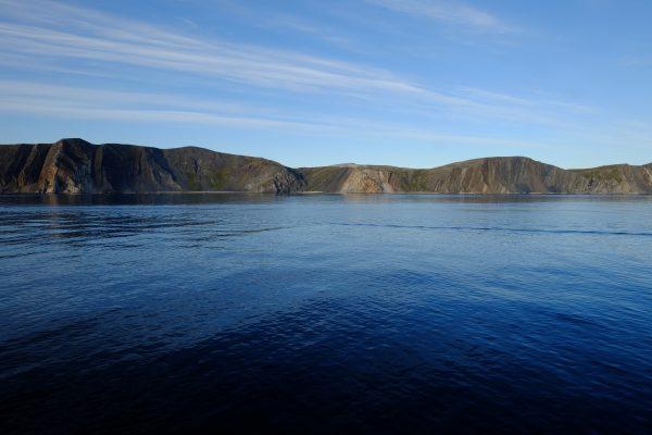 Une mer de légende dans le nord de l Europe