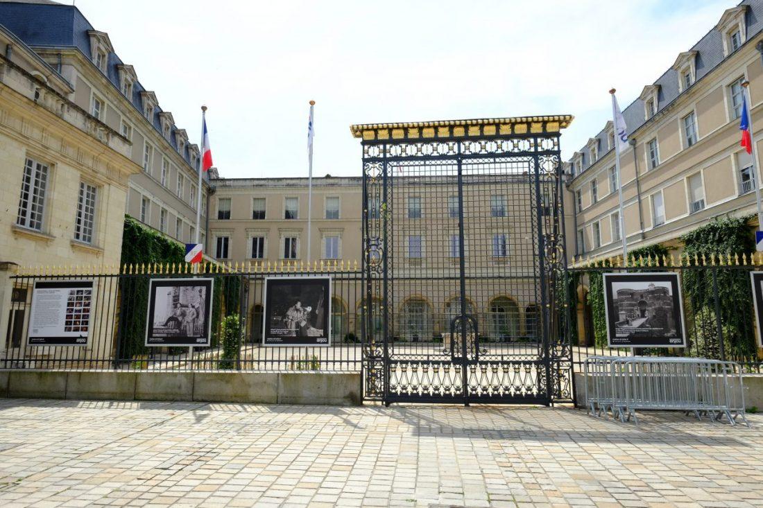 A la découverte de la belle ville d'Angers