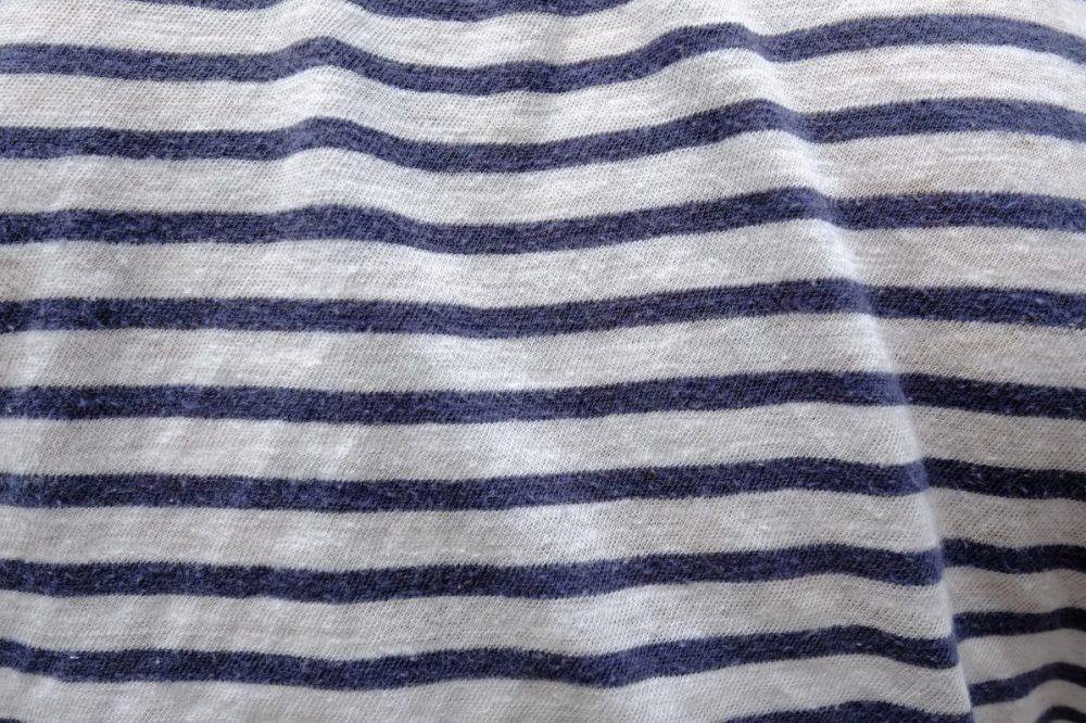 Les vêtements rayés des marins et leur signification