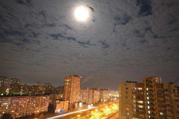 Kiev la nuit