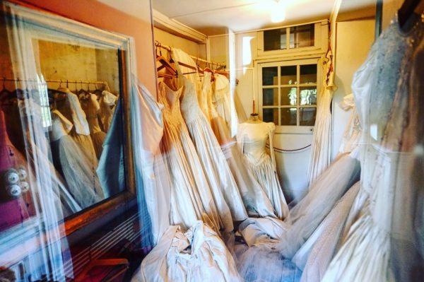 La collection de robes de mariées