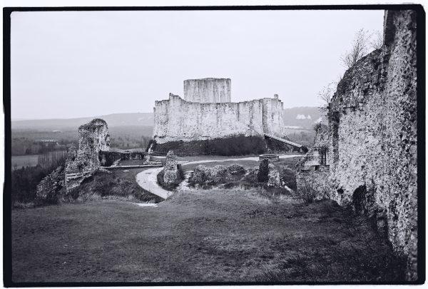 Une forteresse médiévale dans le Véxin Normand
