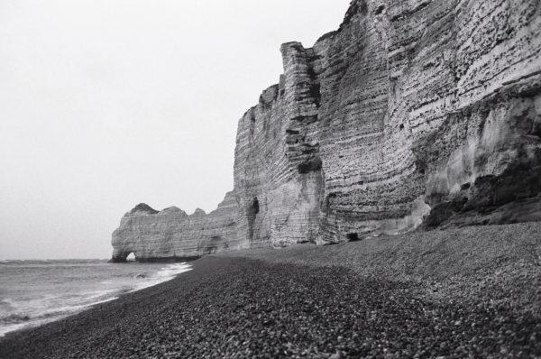 Les belles falaises de Seine Maritime