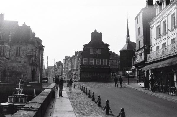Honfleur une très jolie ville de Normandie