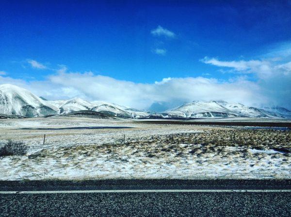 Quelque part dans l'Ouest de l'Islande