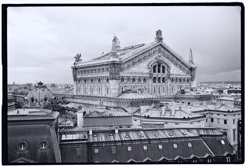 A la découverte de l'Opéra Garnier