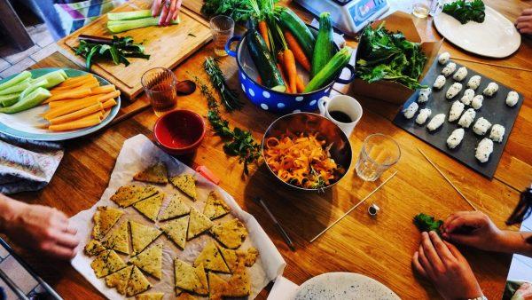Un atelier cuisine fantastique