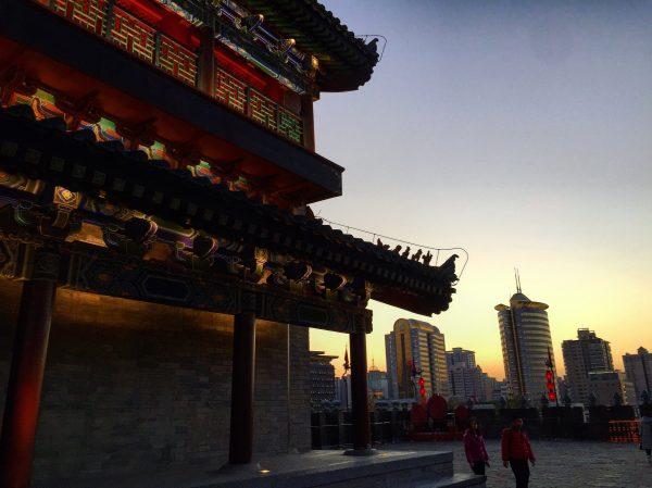 Xian une des plus belles villes chinoises