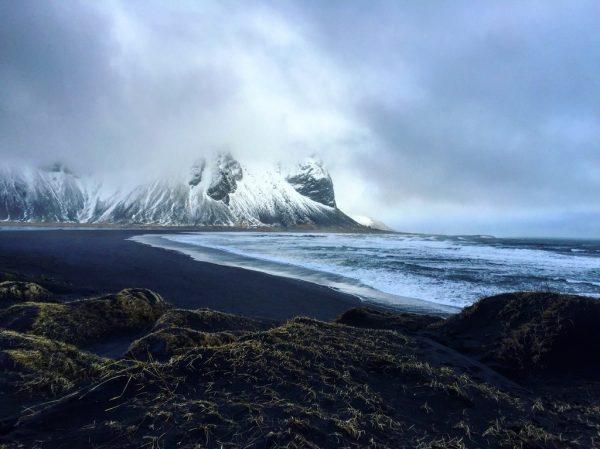 Dernière étape d'un voyage dans le Sud de l'Islande