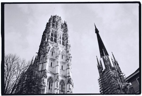 Escale à Rouen