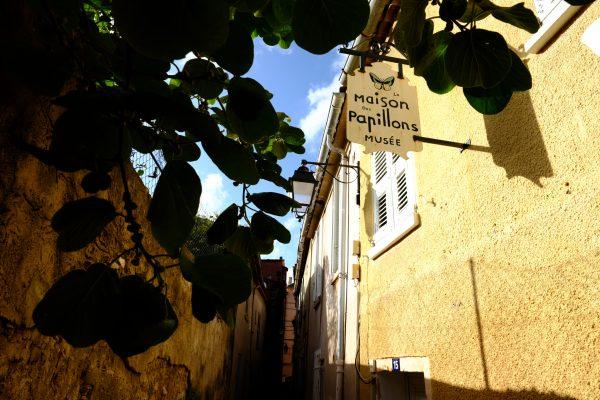 Une adresse poétique et insolite à Saint-Tropez