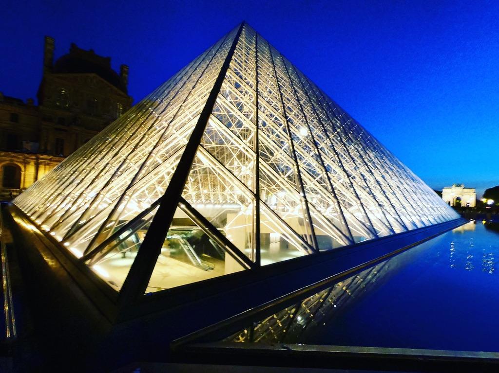 Le Palais du Louvre et ses trésors