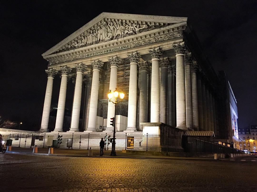 L'une des plus belles églises de Paris