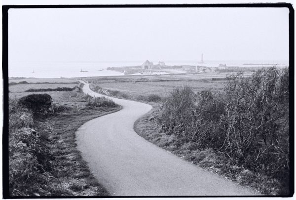 La Normandie en noir et blanc