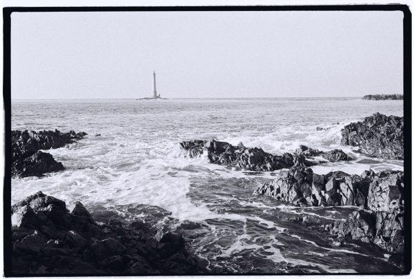 Le phare de Goury en Normandie