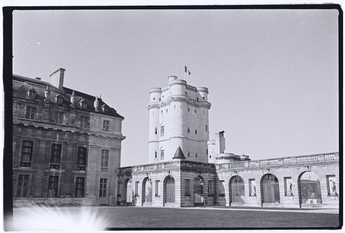 Château fort de Vincennes un superbe donjon