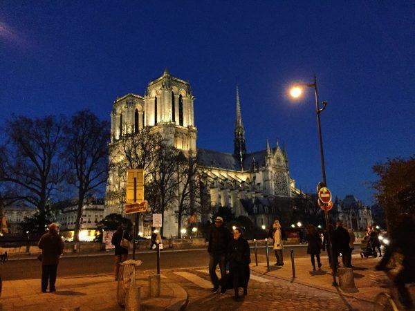 Notre Dame de Paris fait partie des plus beaux monuments de Paris