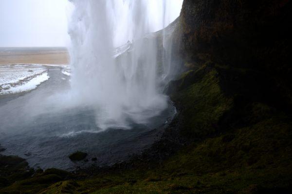 La cascade la plus intrigante et la plus ludique du pays