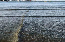 Des vagues carrées sans danger