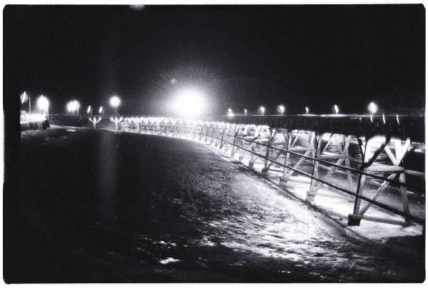 La Normandie la nuit