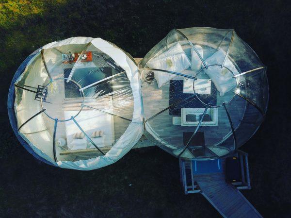Les bulles de Sologne avec Pitchup