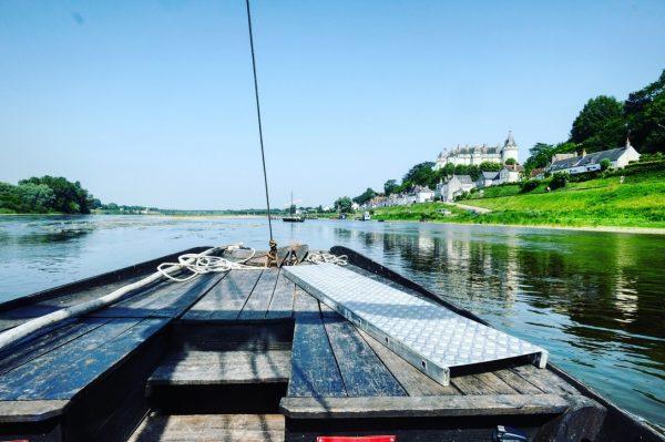 La Loire en plein été