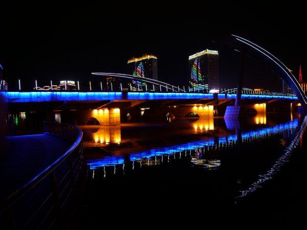 Escale de Yanji dans le nord de la Chine