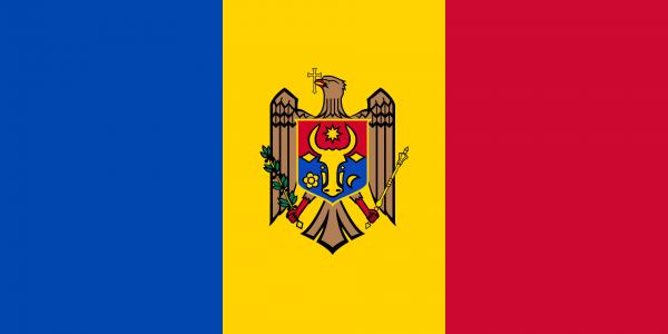 Le drapeau du pays le plus pauvre d'Europe