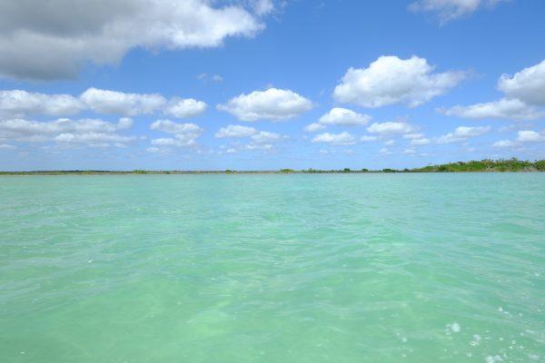 Si'an Ka'an la lagune la plus belle du Mexique