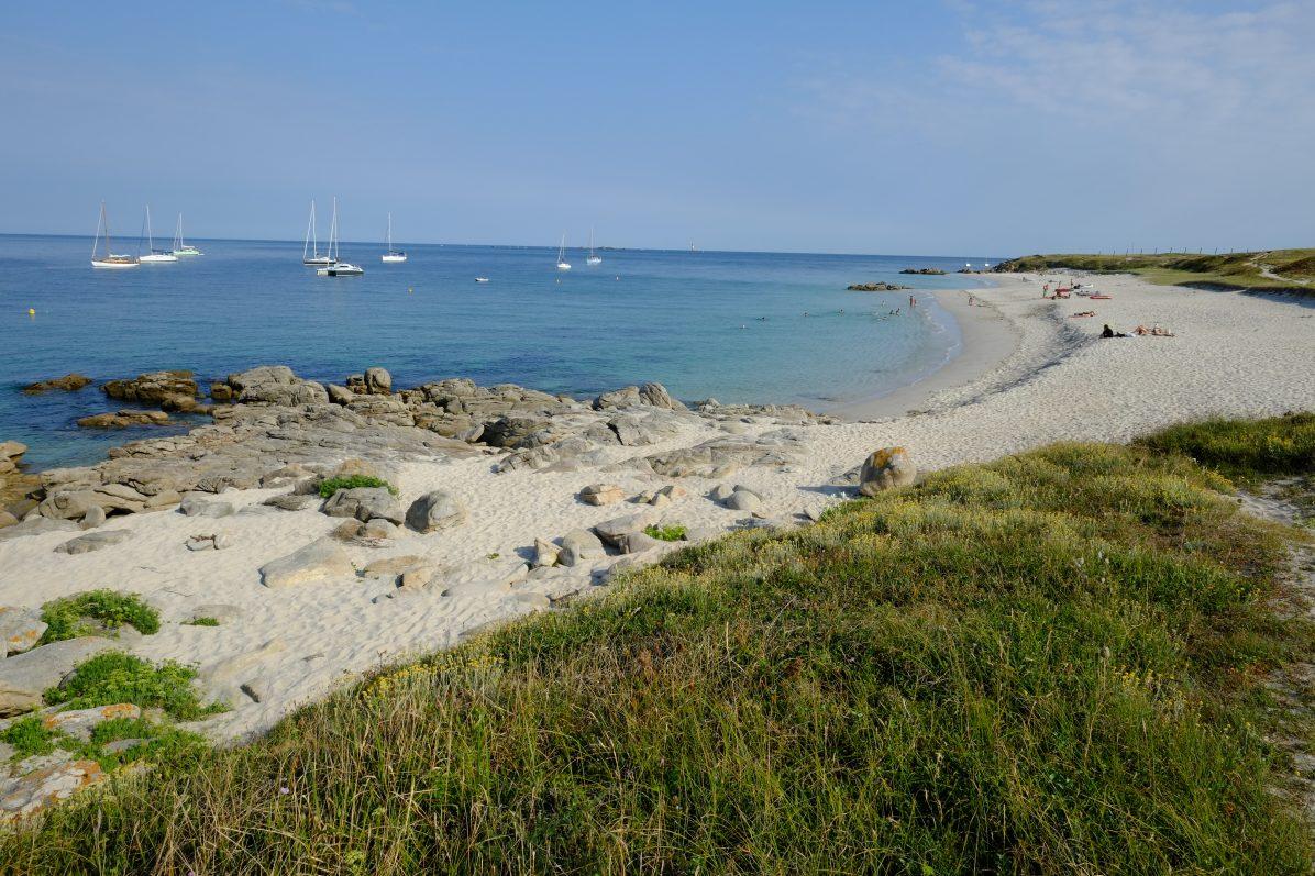 Les belles plages bretonnes
