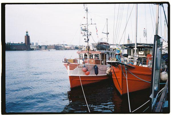 Stockholm la capitale suédoise