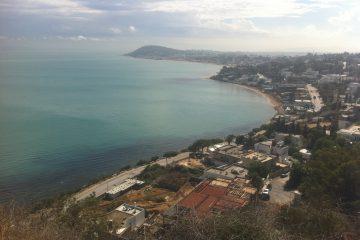 En septembre le long des côtes Tunisiennes