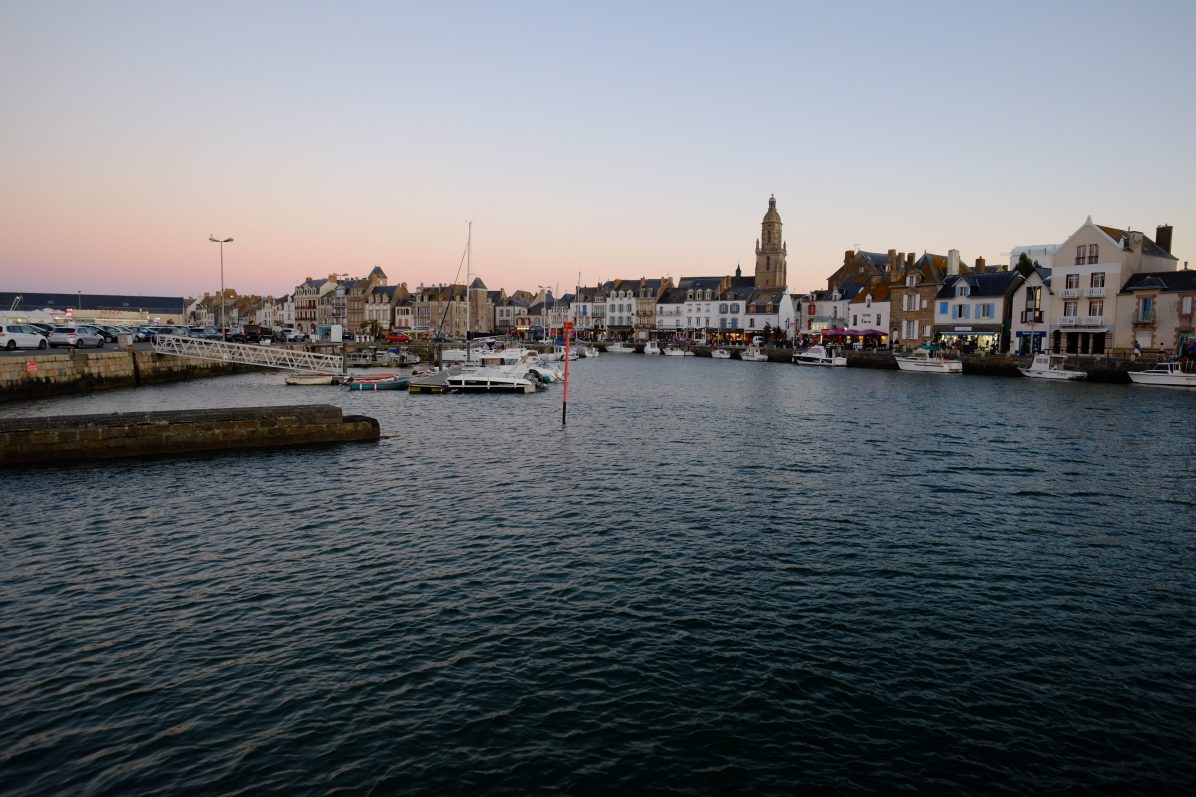 Un petit port breton