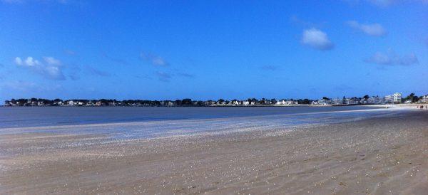 La Baule, la plage, la vue