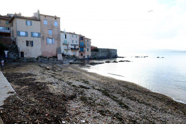 Saint-Tropez, les plages et la vue