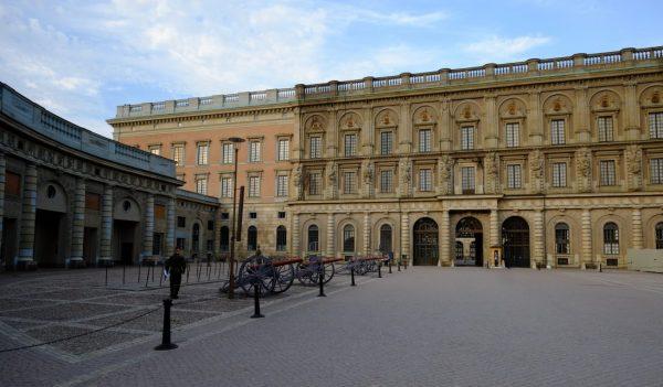 Visiter la résidence officielle des monarques suédois