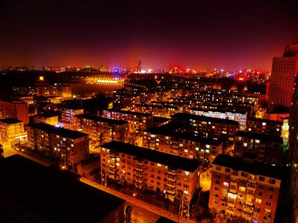 Photo de nuit à Changchun