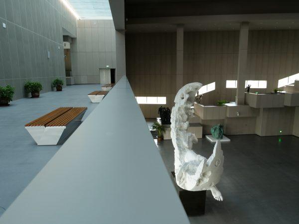 un beau musée à Changchun